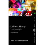 Cultural Theory: The Key Concepts (BOK)