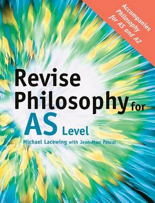 Revise Philosophy for AS Level (BOK)