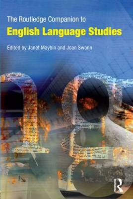 Routledge Companion to English Language Studies (BOK)