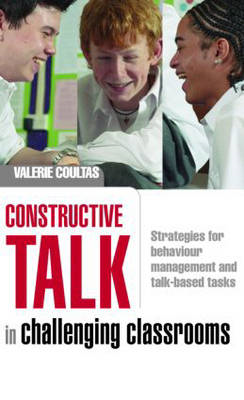 Constructive Talk in Challenging Classrooms: Strategies for Behaviour Management and Talk-based Task (BOK)