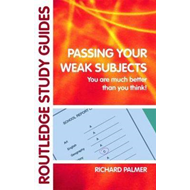 Passing Your Weak Subjects (BOK)