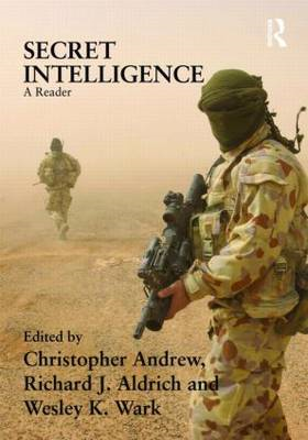 Secret Intelligence: A Reader (BOK)