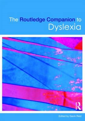 Routledge Companion to Dyslexia (BOK)