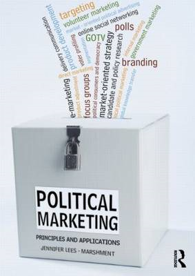 Political Marketing: Principles and Applications (BOK)