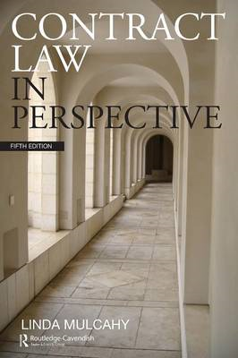 Contract Law in Perspective (BOK)