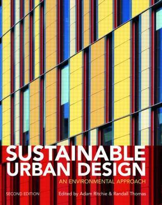 Sustainable Urban Design: An Environmental Approach (BOK)