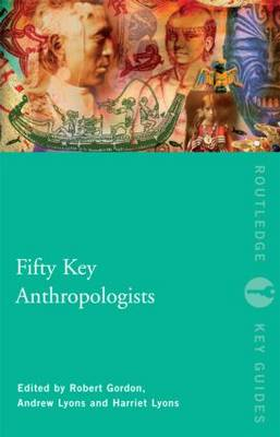 Fifty Key Anthropologists (BOK)