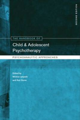 Handbook of Child and Adolescent Psychotherapy (BOK)