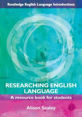 Researching English Language (BOK)