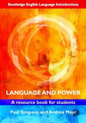 Language and Power (BOK)