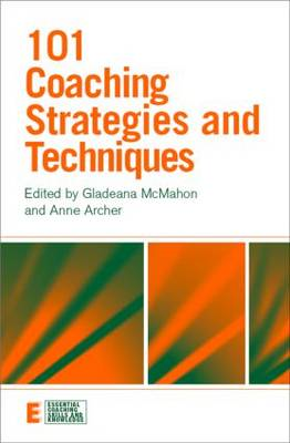 101 Coaching Strategies and Techniques (BOK)
