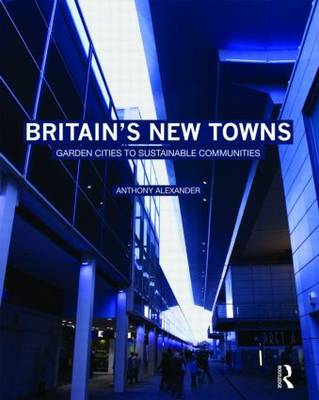 Britain's New Towns (BOK)