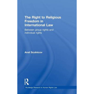 Right to Religious Freedom in International Law (BOK)