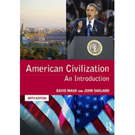 American Civilization: An Introduction (BOK)
