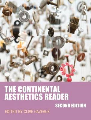 The Continental Aesthetics Reader (BOK)