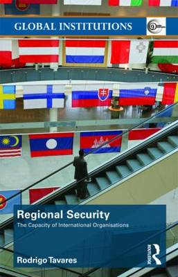 Regional Security: The Capacity of International Organizations (BOK)