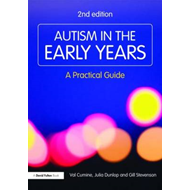 Autism in the Early Years (BOK)