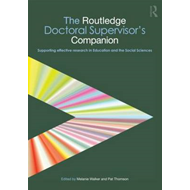 Routledge Doctoral Supervisor's Companion (BOK)