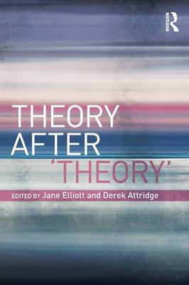 Theory After 'theory' (BOK)