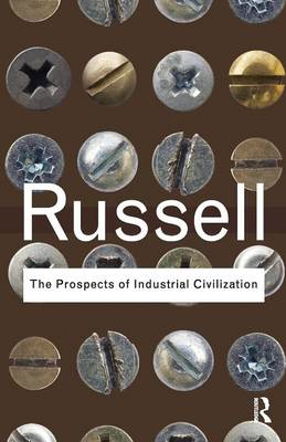 Prospects of Industrial Civilization (BOK)