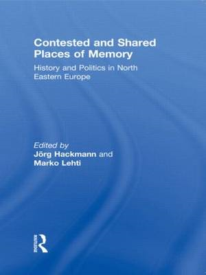 Contested and Shared Places of Memory (BOK)