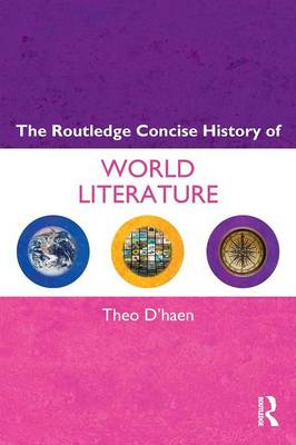 The Routledge Concise History of World Literature (BOK)