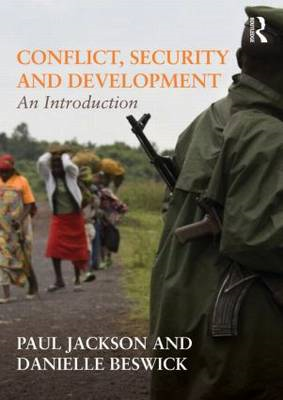 Conflict, Security and Development: An Introduction (BOK)