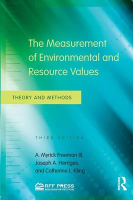 Measurement of Environmental and Resource Values (BOK)