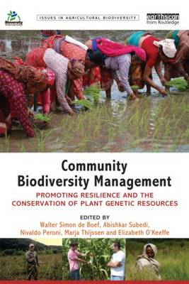Community Biodiversity Management: Promoting Resilience and the Conservation of Plant Genetic Resour (BOK)