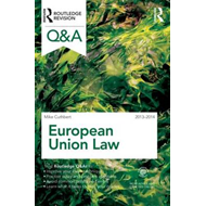 Q&A European Union Law: 2013-2014 (BOK)