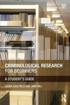 Criminological Research for Beginners (BOK)