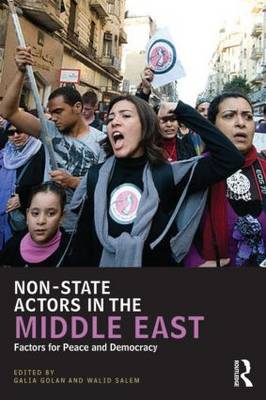 Non-State Actors in the Middle East (BOK)