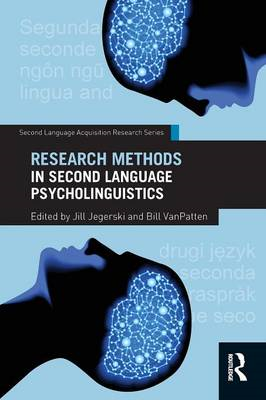 Research Methods in Second Language Psycholinguistics (BOK)