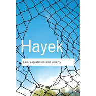 Law, Legislation and Liberty (BOK)