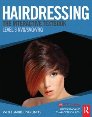 Hairdressing: Level 3: The Interactive Textbook (BOK)