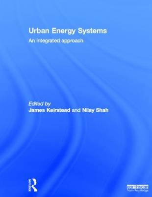 Urban Energy Systems: An Integrated Approach (BOK)