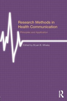 Research Methods in Health Communication (BOK)