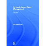 Strategic Sports Event Management (BOK)