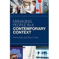 Managing People in a Contemporary Context (BOK)