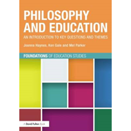 Philosophy and Education (BOK)
