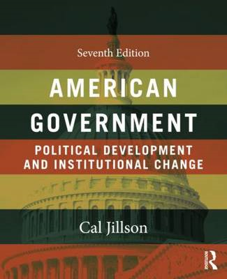 American Government: Political Development and Institutional Change (BOK)