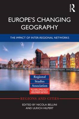 Europe's Changing Economic Geography: the Impact of Inter-regional Networks (BOK)