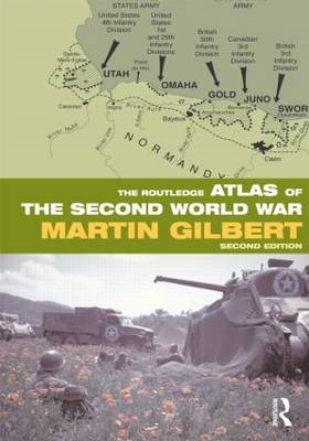 The Routledge Atlas of the Second World War (BOK)