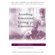 Avoiding Emotions, Living Emotions (BOK)