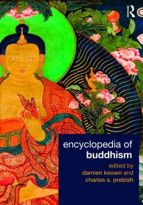 Encyclopedia of Buddhism (BOK)