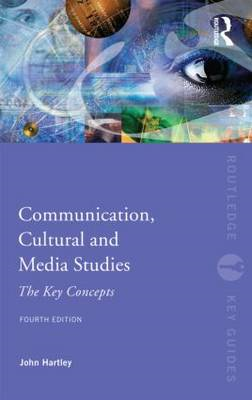 Communication, Cultural and Media Studies (BOK)