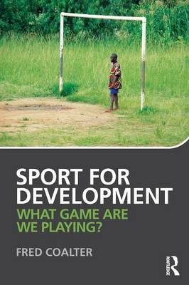 Sport for Development (BOK)