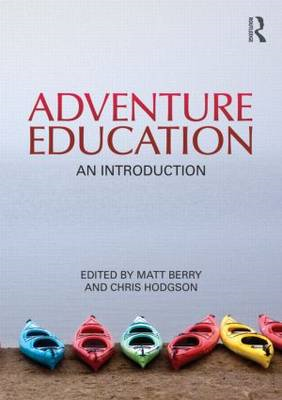 Adventure Education (BOK)
