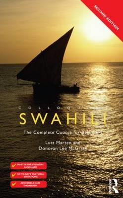 Colloquial Swahili: The Complete Course for Beginners (BOK)