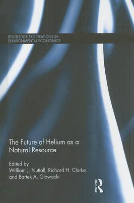 The Future of Helium as a Natural Resource (BOK)